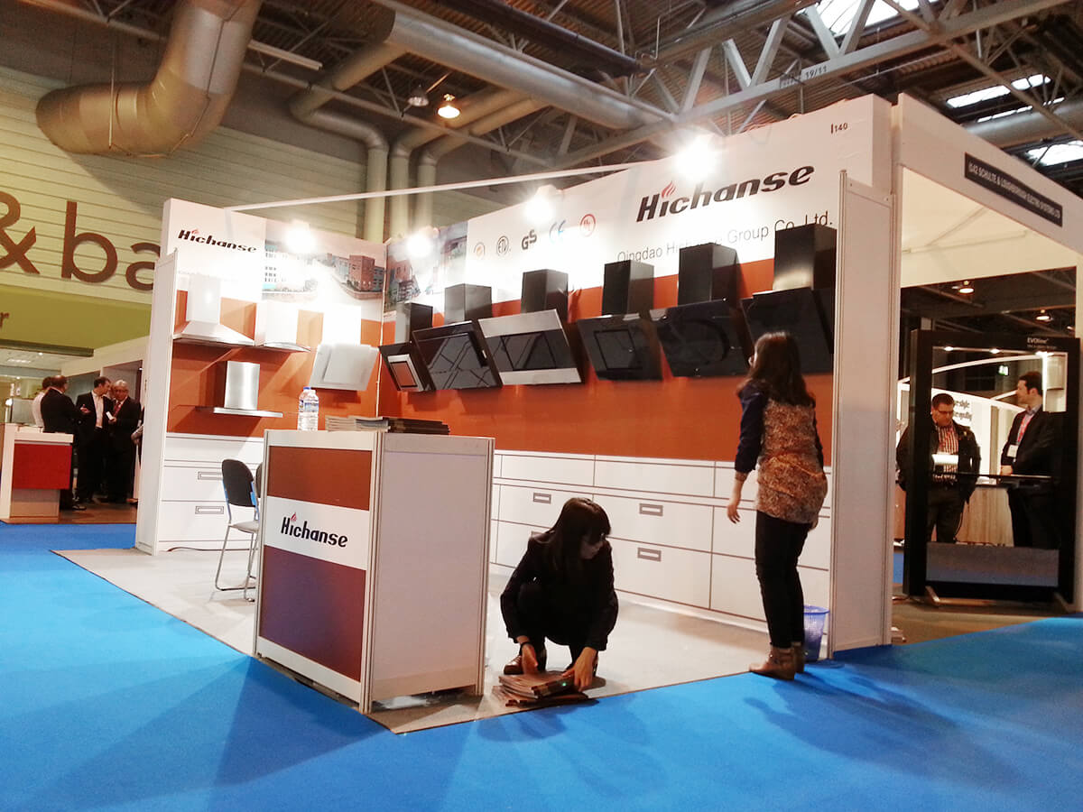 KBB-Europe's leading Kitchen, Bedroom and Bathroom Show